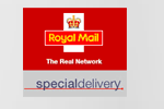 Royal Mail Delivery of Rugby Tickets