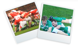 Ireland-Wales Rugby Tickets