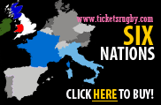 6 Nations 2021 Rugby Tickets