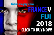 France v Fiji Rugby Tickets 2018