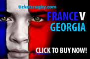 France v Georgia Rugby Tickets 2020