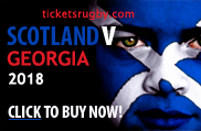 Wales v Georgia Rugby Tickets 2017