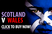 Scotland v Wales 2021 rugby tickets - Cardiff