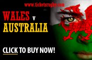 Wales v Wallabies 2021 tickets