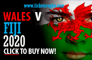 Wales v Fiji Rugby Tickets 2020