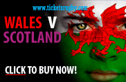 Wales v Scotland 2022 rugby tickets - Cardiff