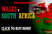 Wales v SA 2021 rugby tickets
