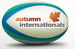 Autumn Internationals Rugby Tickets
