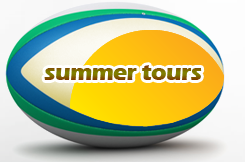 Summer Tours Rugby Tickets